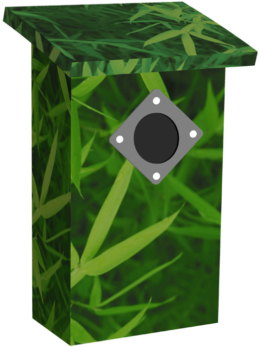 Jungle Pop Up Bird House
