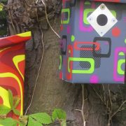 pop up bird house designer series